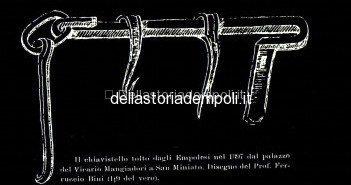 Carlo Pagliai: Due Memorie Del Notaio Ser Lorenzo Righi Sul Chiavistello Del Mangiadori