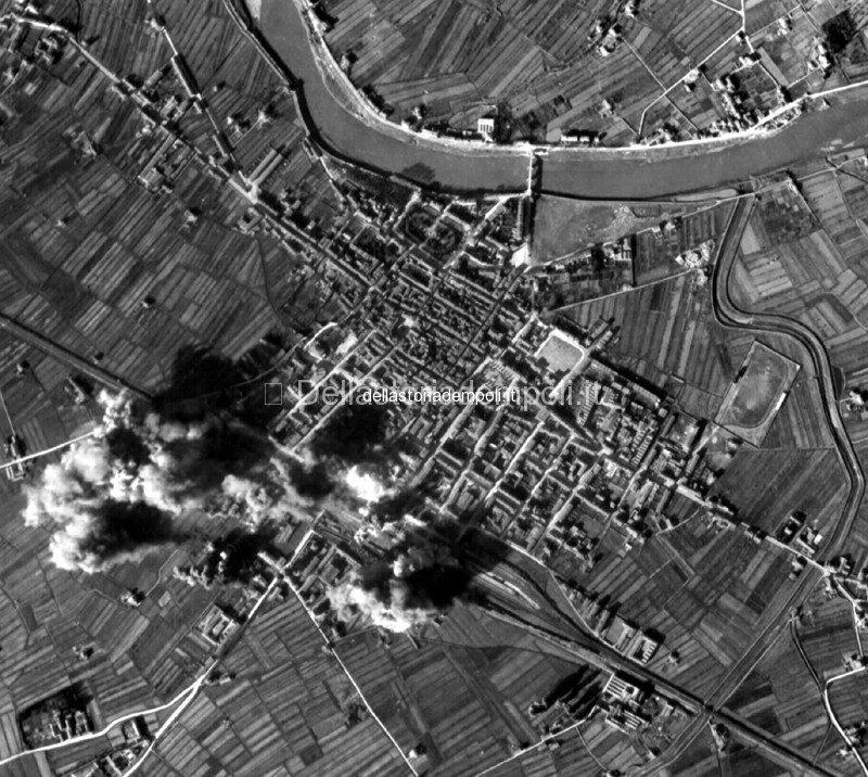 Domenica 26 Dicembre 1943 Ore 13,10: Inizia Il Bombardamento Su Empoli