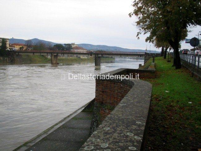 Empoli - Ponte Vecchio novembre 2005