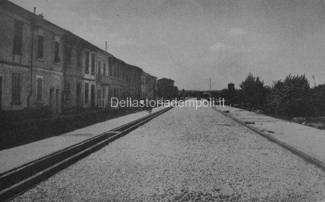 Viale Boccaccio….raddoppio Nel 1963
