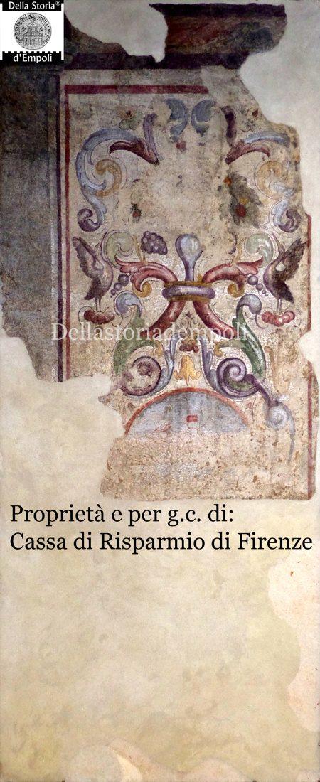 Gli Affreschi Di Palazzo Ghibellino: La Seconda Grottesca