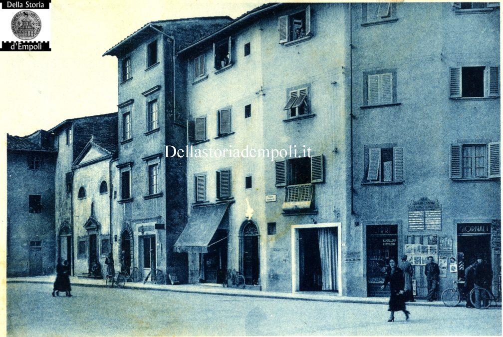 """Un Saluto Dal """"Borgo"""""""