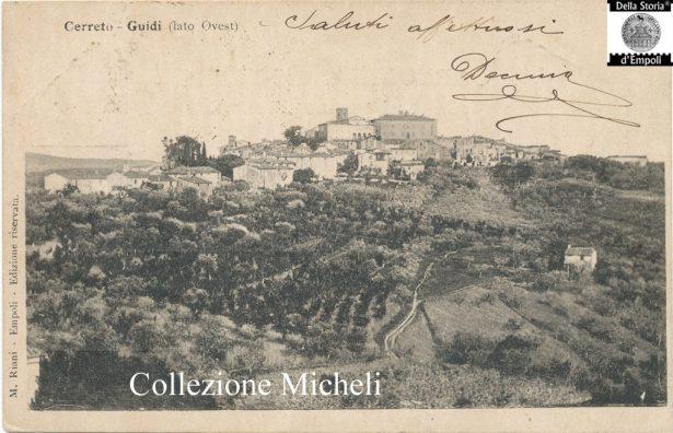 Cerreto Guidi - Panoramica 12