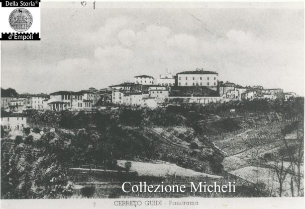 Cerreto Guidi - Panoramica 2