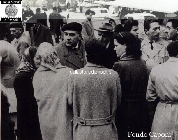 Empolesi  durante Comizi elettorali