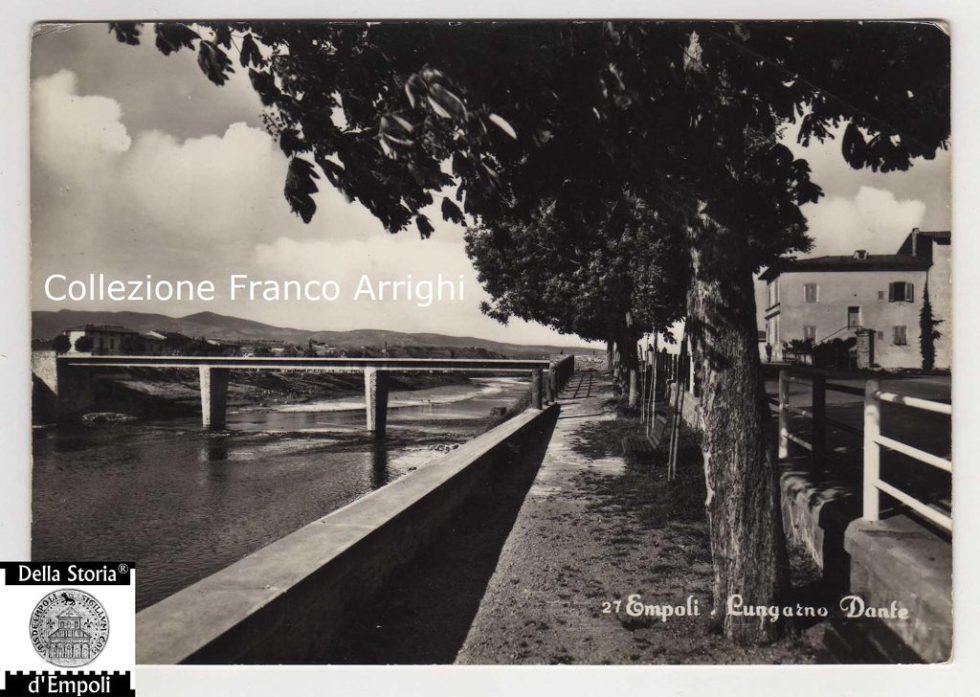 Empoli – Lungarno anni 50