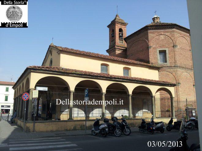 Empoli - Madonna del Pozzo lato  Via Roma 03-05-2013
