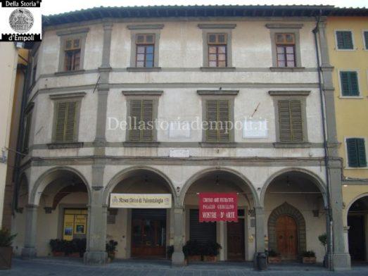 Palazzo Ghibellino: stato attuale - Foto di Carlo Pagliai