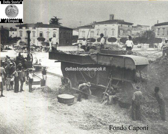 Fondo Caponi Empoli, Vol 2 Pagina 17: La Battaglia Del Grano Sul Piaggione