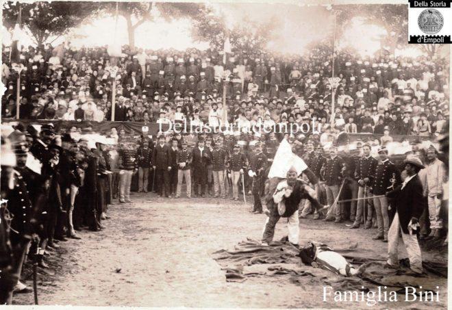 Empoli - Piaggione cavalleria 2