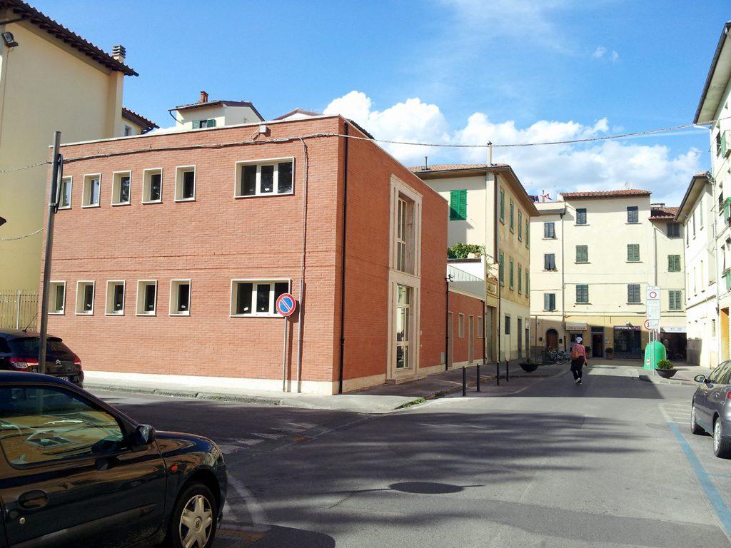 Empoli Piazza Xxiv Luglio Via Ferrucci Ex Bagni Pubblici 25 08 2014