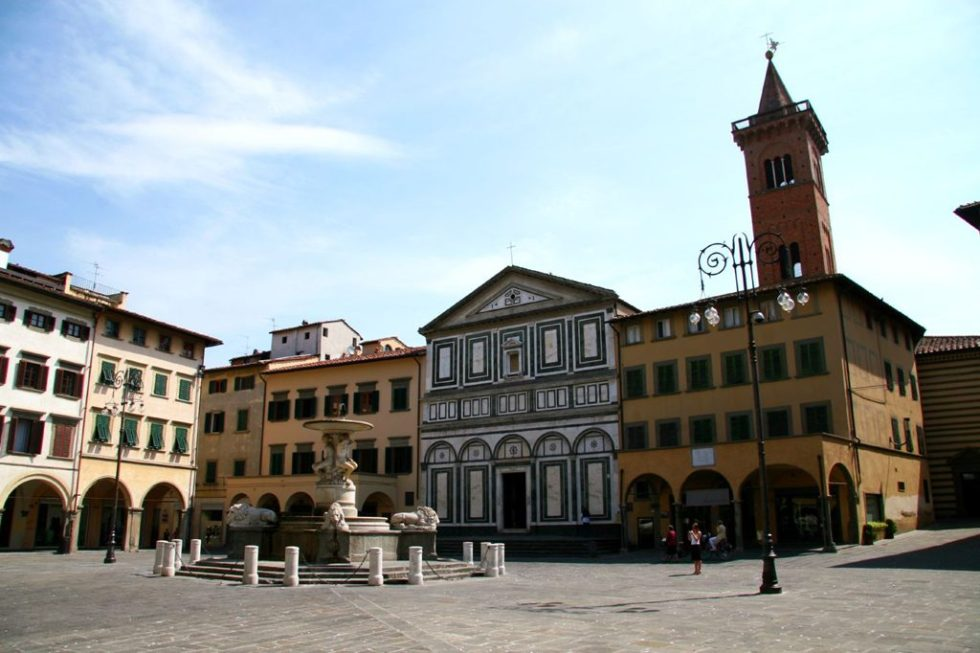 Empoli – Piazza dei Leoni 2007-06-04