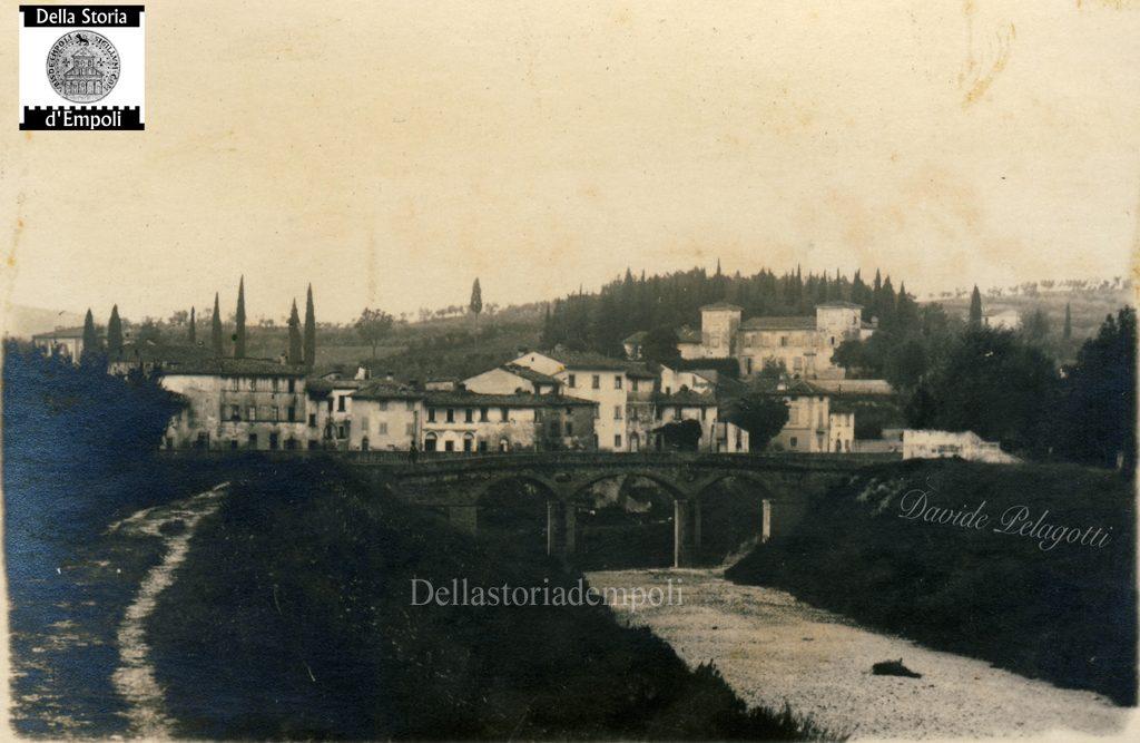 Empoli – Ponte Sull'orme Alla Foce Dell'Arno Da Davide Pelagotti