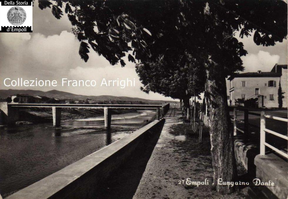 Empoli – Ponte vecchio anni 60