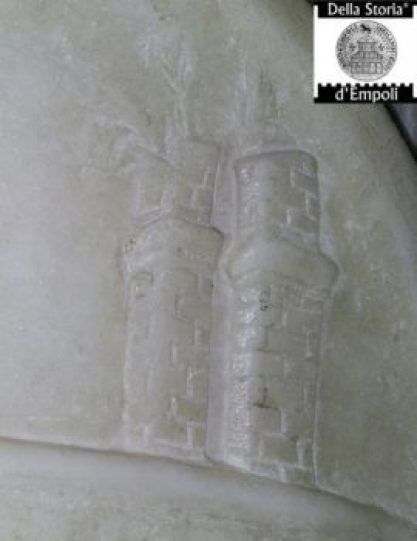 Empoli - Pontormo fonte battesimale S Michele 1