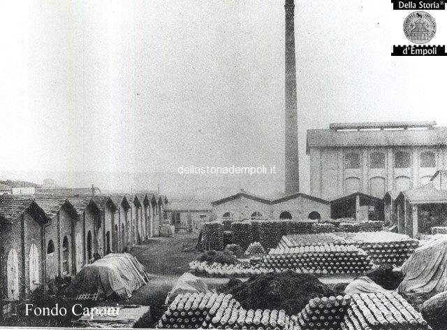 Fondo Caponi Empoli, Vol 2 Pagina 14: Le Industrie Vetrarie E Il Dopolavoro