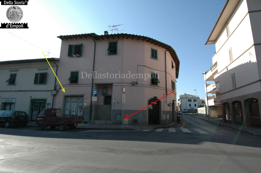 Empoli – Via Chimenti incrocio Piazza Matteotti 10-10-2011