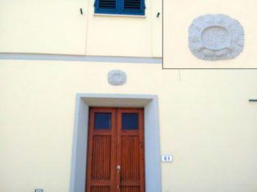 Empoli - Via Oberdan 61 stemma