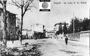 Empoli Via Ridolfi pressi incrocio Via Verdi 3