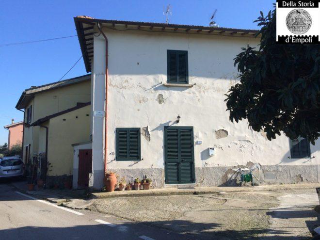 Empoli - Via della Motta ex chiesa San Martino a Vitiana 21-01-2016 (3)