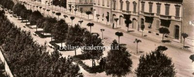 Empoli – Viale Buozzi 1958