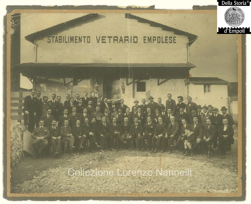 Foto Gruppo Stabilimento Vetrario Empolese