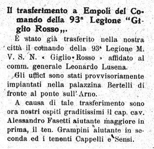 Il Piccolo - 7 febbraio 1926