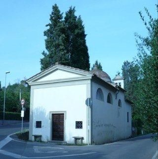 A Spicchio Per Visitare L'Oratorio Della Madonna Dell'Erta – Di Paolo Santini