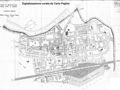 Storia Urbanistica Di Empoli: Il Piano Di Ricostruzione 1947, Quadro Generale