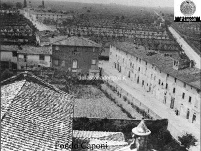Fondo Caponi Empoli, Vol 1 Pagina 31: Santa Maria E Palazzo Zeffi, Poi Il Viale Del Ponte Sul Piaggione, Il Lungarno Dante Alighieri E La Chiesa Di Petroio.