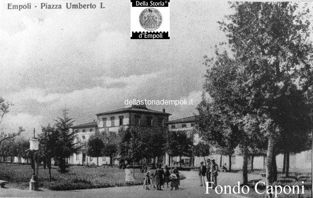 Piazza Umberto I oggi Piazza Matteotti