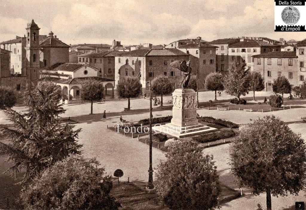 A Rischio Di Annoiare… Ancora Lei: Piazza Della Vittoria