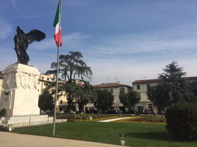Reparatio Per Piazza Della Vittoria, Restyling 04 Novembre 2017.
