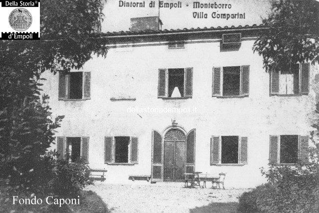 Villa Comparini a Monteboro
