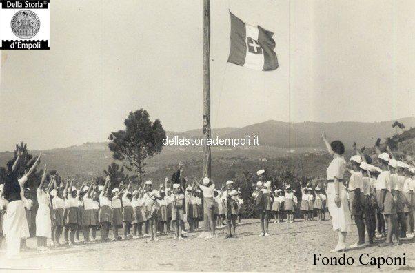 saluto alla bandiera