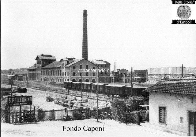 Lo zuccherificio a Granaiolo