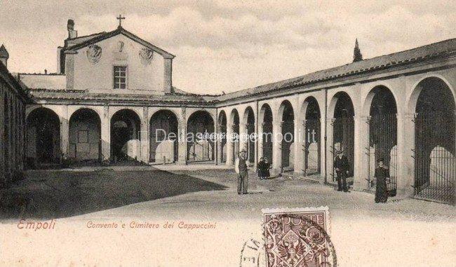 Convento Dei Cappuccini, Fondato Dalla Famiglia Giomi
