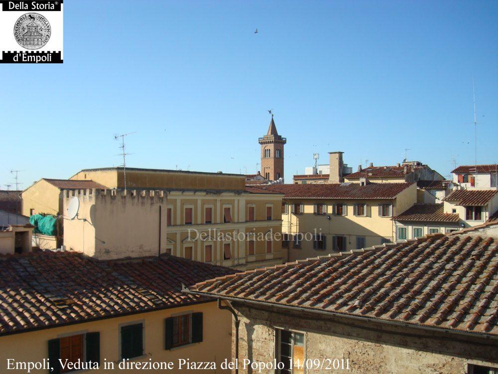 Una Cartolina Odierna Verso Piazza Del Popolo
