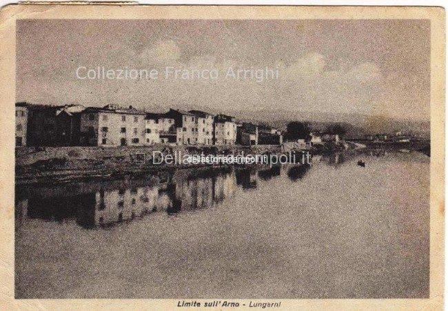 Limite Sull'Arno In Una Foto Del Caponi, Dalla Collezione Di Franco Arrighi…