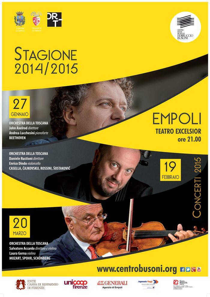 La Grandiosità Eroica Di Beethoven Apre I Concerti 2015