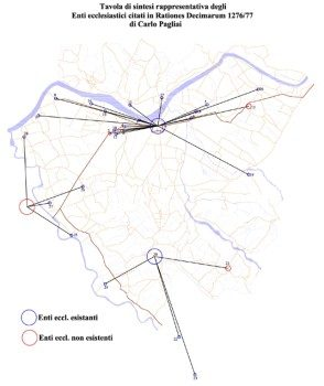Mappa di Carlo Pagliai
