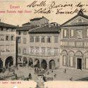 Piazza Farinata Degli Uberti Vista Dal Ghibellino
