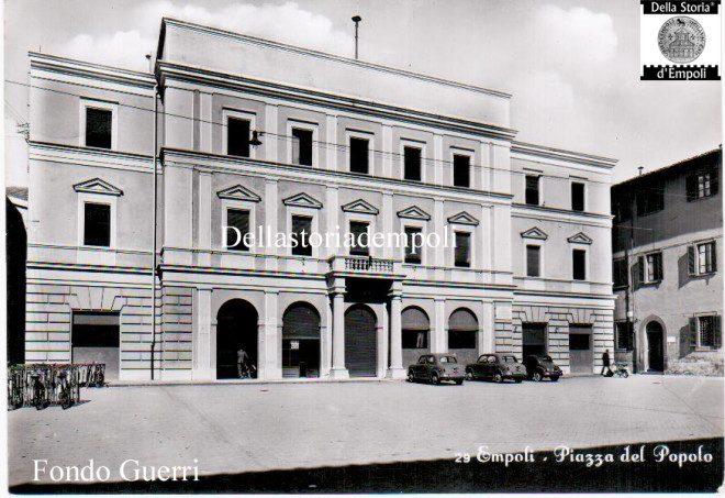 piazza popolo 1951