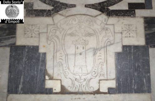 stemma scarlini lastra