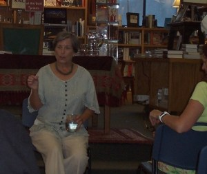 Walking in Grace Book talk at Boulder Bookstore
