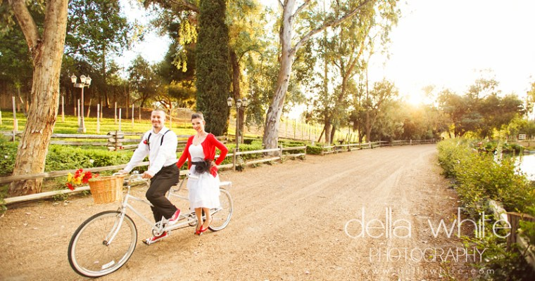 Lake Oak Meadows Styled Wedding in Temecula
