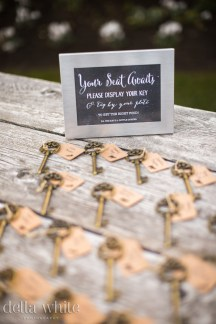keys for wedding reception seating chart