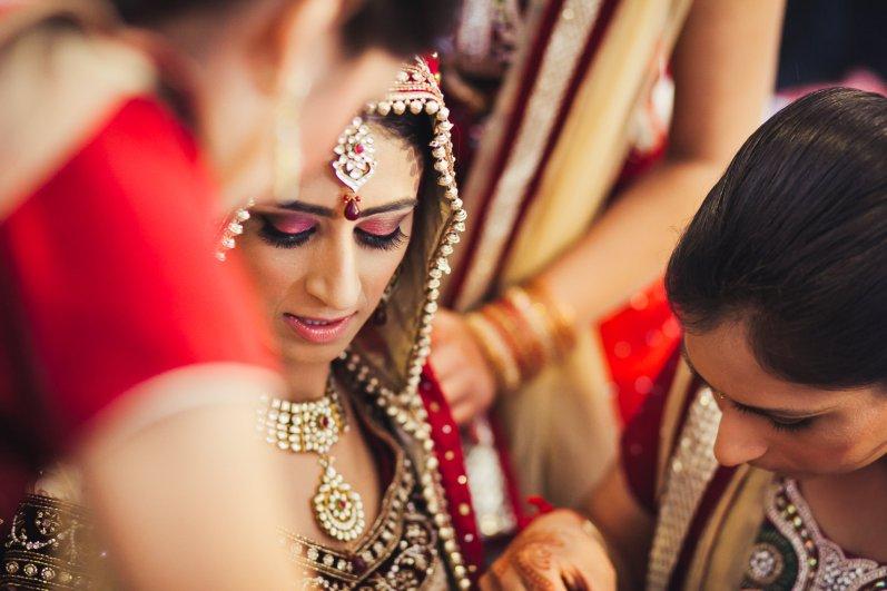 indian sikh bride