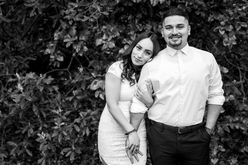 Orange, CA engagement photos OC
