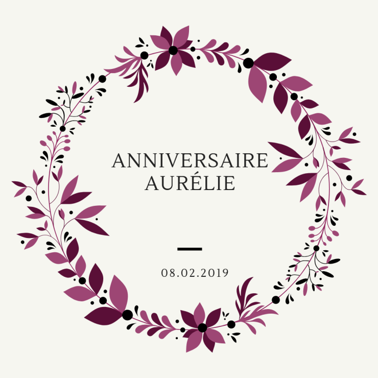atelier cuisine anniversaire aurelie 08 02 2019